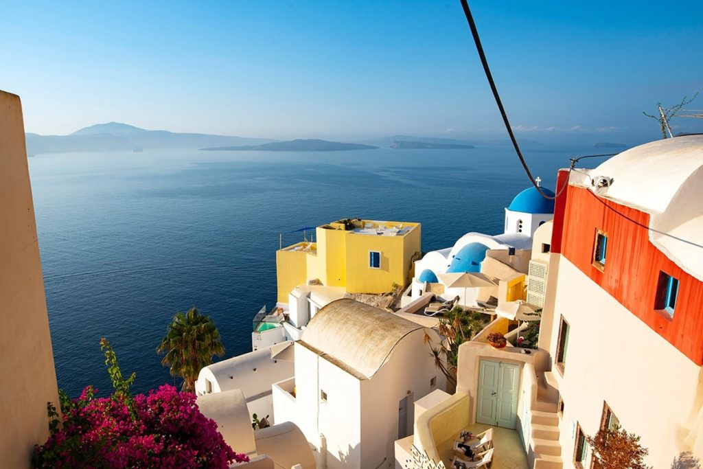 Luxury Travel Trends 2020 - greece1