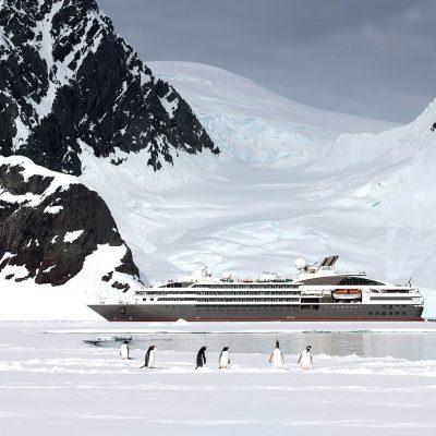 Cruising Antarctica Responsibly