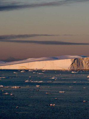 crusing antarctica